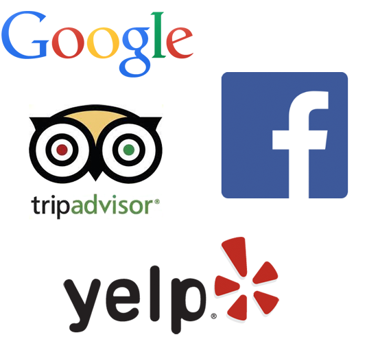 Review Site Logos